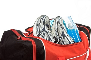 gymbag Gym Bag Essentials
